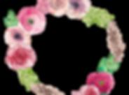 花の花輪5