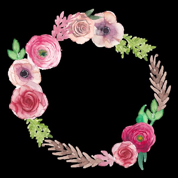 Floral Wreath 5