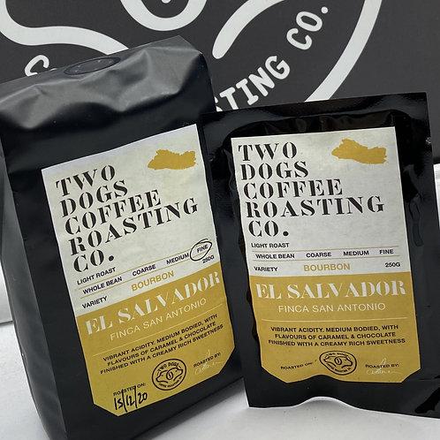 El Salvador drip coffee bags