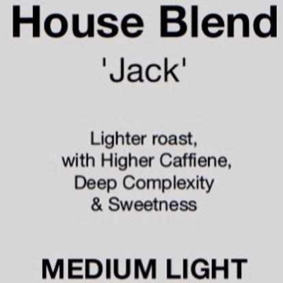 Individual 'Jack' drip coffee bags