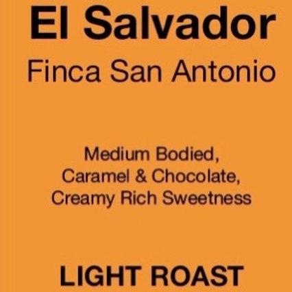 El Salvador - Finca San Antonio
