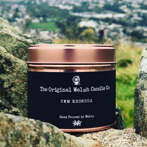 Cwm Rhondda Candle