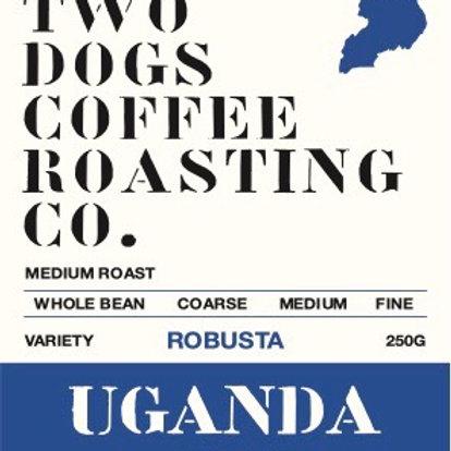 Uganda Cherry Robusta Coffee