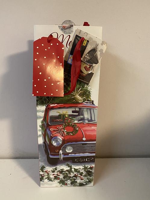Mini Car Coffee Gift Bag