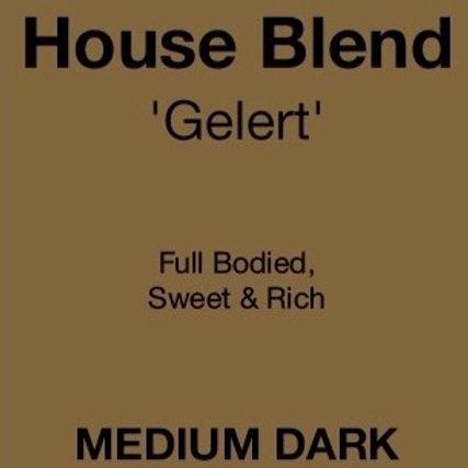 Individual 'Gelert' drip coffee bags