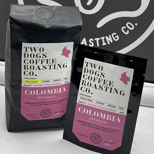 Colombia Antioquia Coffee Fairtrade