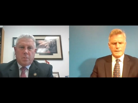 John McDonald, Candidate for State Assembly, discusses the issues with News10