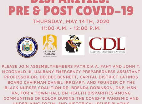 COVID-19 Update: May 12
