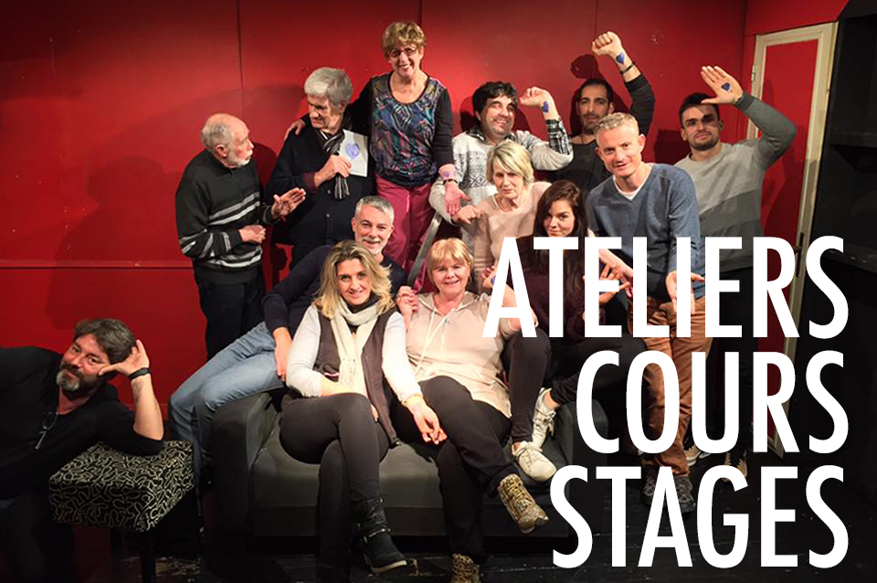 Ateliers/Cours/Stages