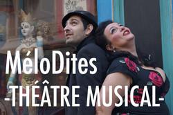 MéloDites - Théâtre musical