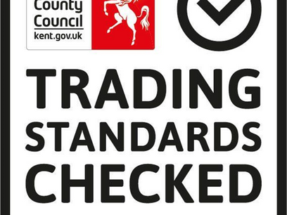 ✅Kent County Council Trading Standards Approved!✅