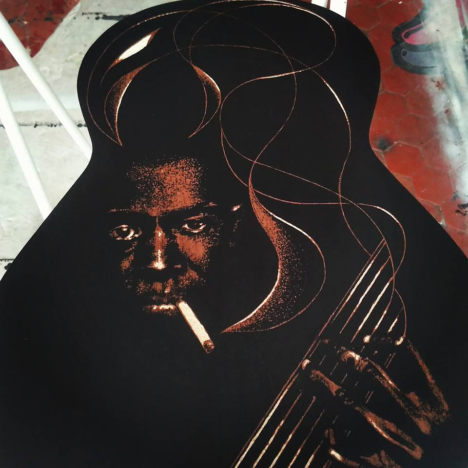 R. Johnson & the devil pact Blues