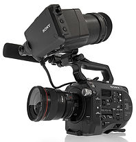 Sony FS7 hire rental london