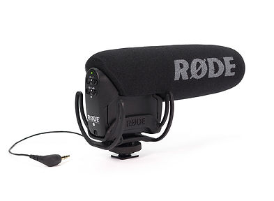 rode videomic pro hire london