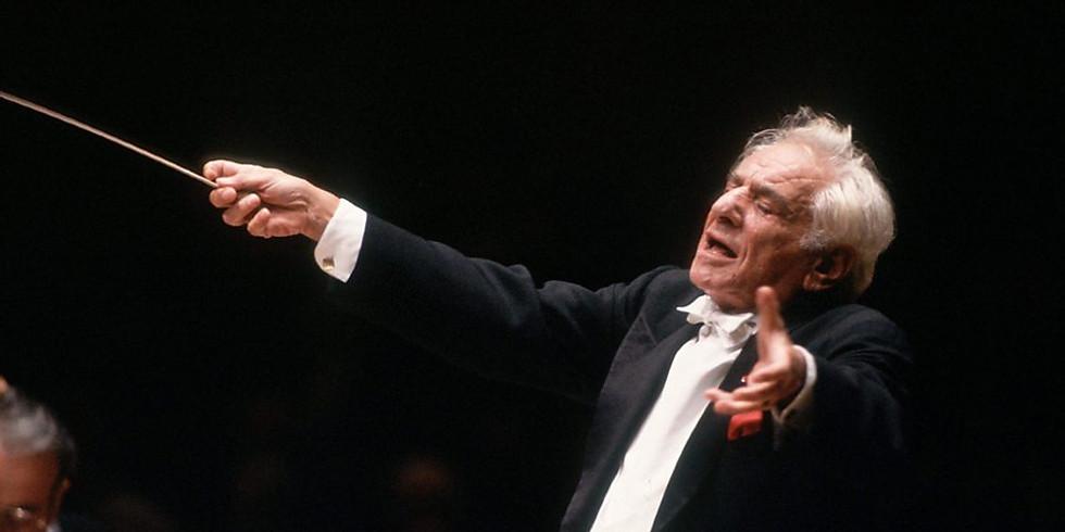 Bravo! Bernstein on Broadway