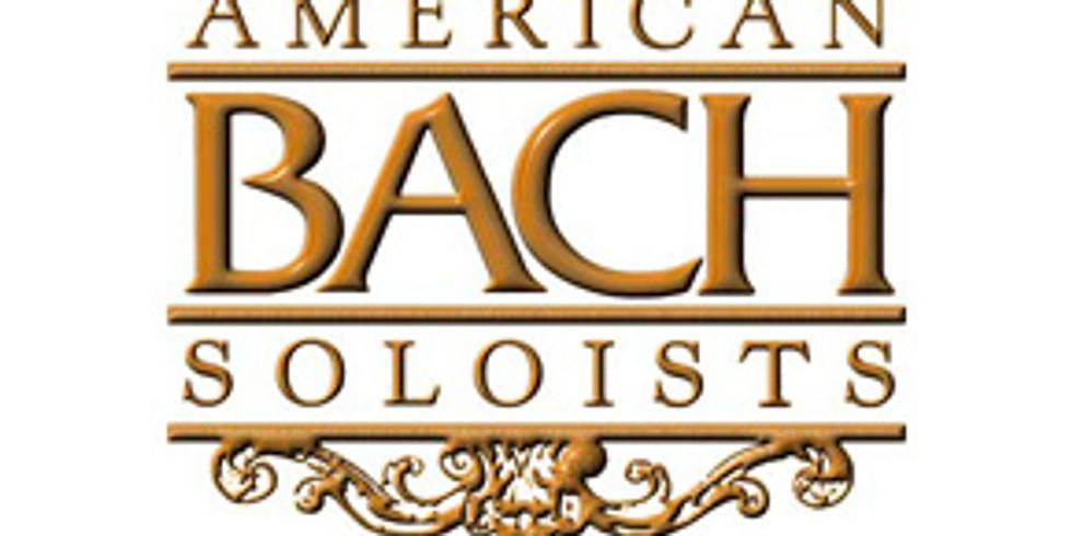 American Bach Soloists Academy