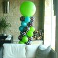 Large Balloon Column