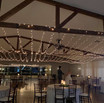 Christmas Light Installation by Agape Events