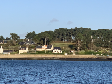 Hopping from Port to Port along the Brittany Coastline