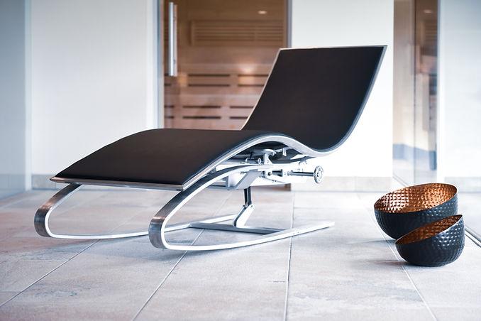 lounge8 System für Therapie, Entspannung und Spa