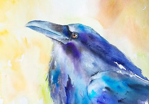 Raven's Prayer