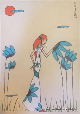 Carte Nedjma Mariens
