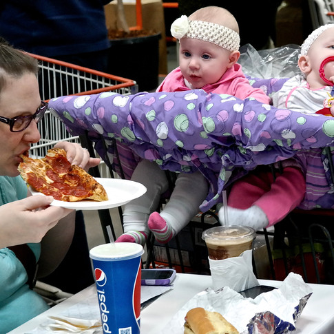 The Costco Lunch
