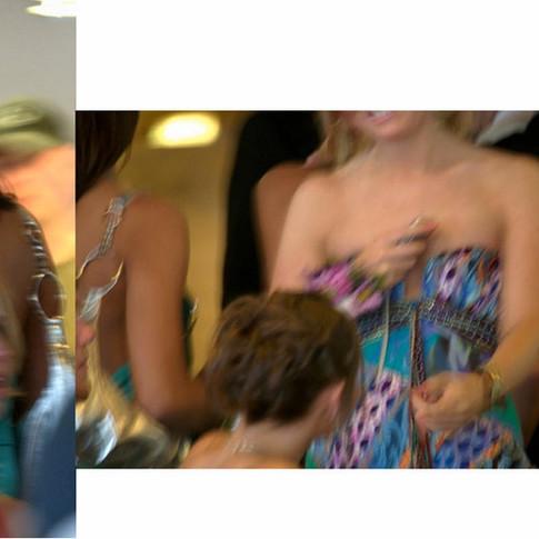 Prom Night (Triptych)