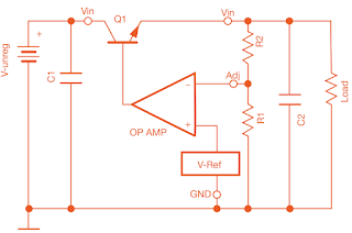 Calculate Power Dissipation And Junction Temperature In a Linear Voltage Regulator