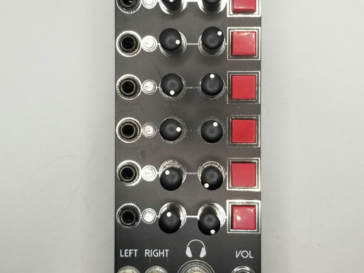Stereo M+Mixers available!