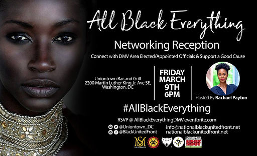 All Black Everything Reception