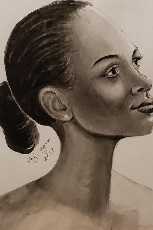 Ink Woman II