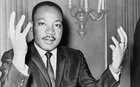 Previously unheard Martin Luther King synagogue speech broadcast in US schools