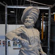 Monument to Saragarhi
