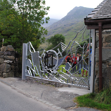 The Gateway to Snowdon