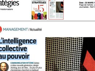 L'intelligence collective au pouvoir