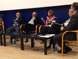 'La confiance au coeur du travail' : Jean-Paul Bailly, Bertrand Collomb, Henri Lachmann, Pau