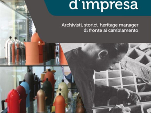 Presentazione volume Archivi d'impresa