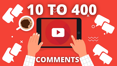 YouTube Comments By Communication Technique   10 to 400 High Quality