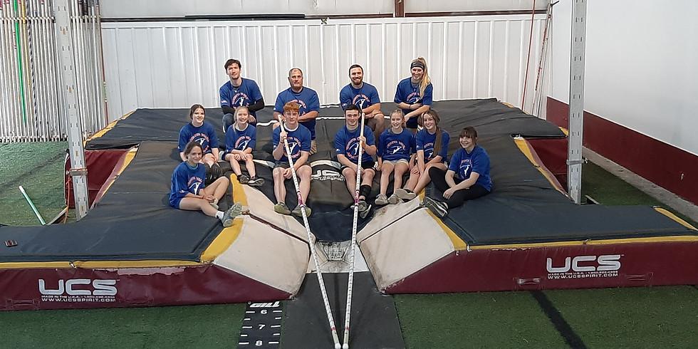 2021 Summer Pole Vault Camp -Canceled