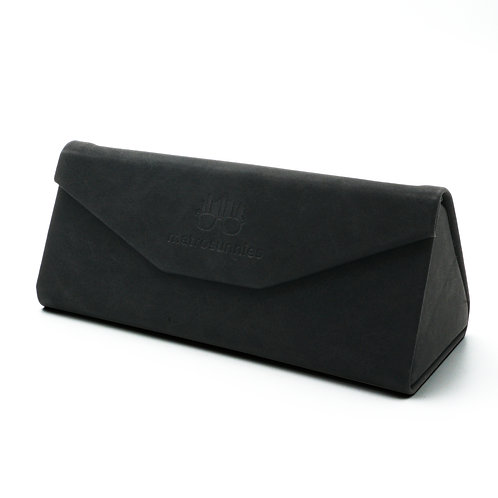 MetroSunnies Caddy Black Foldable Eyewear Case