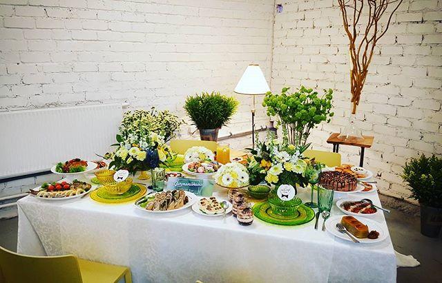 Velykinis stalo dekoras