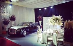Ekspozicija vestuvių parodoje
