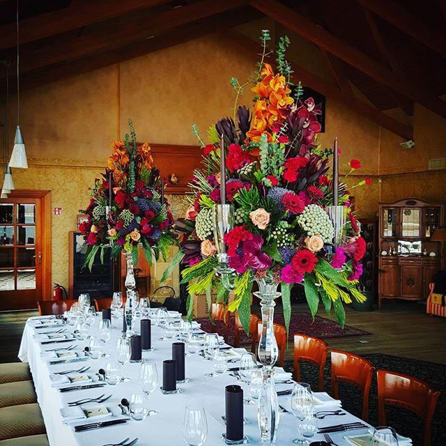 Spalvingas stalo dekoras