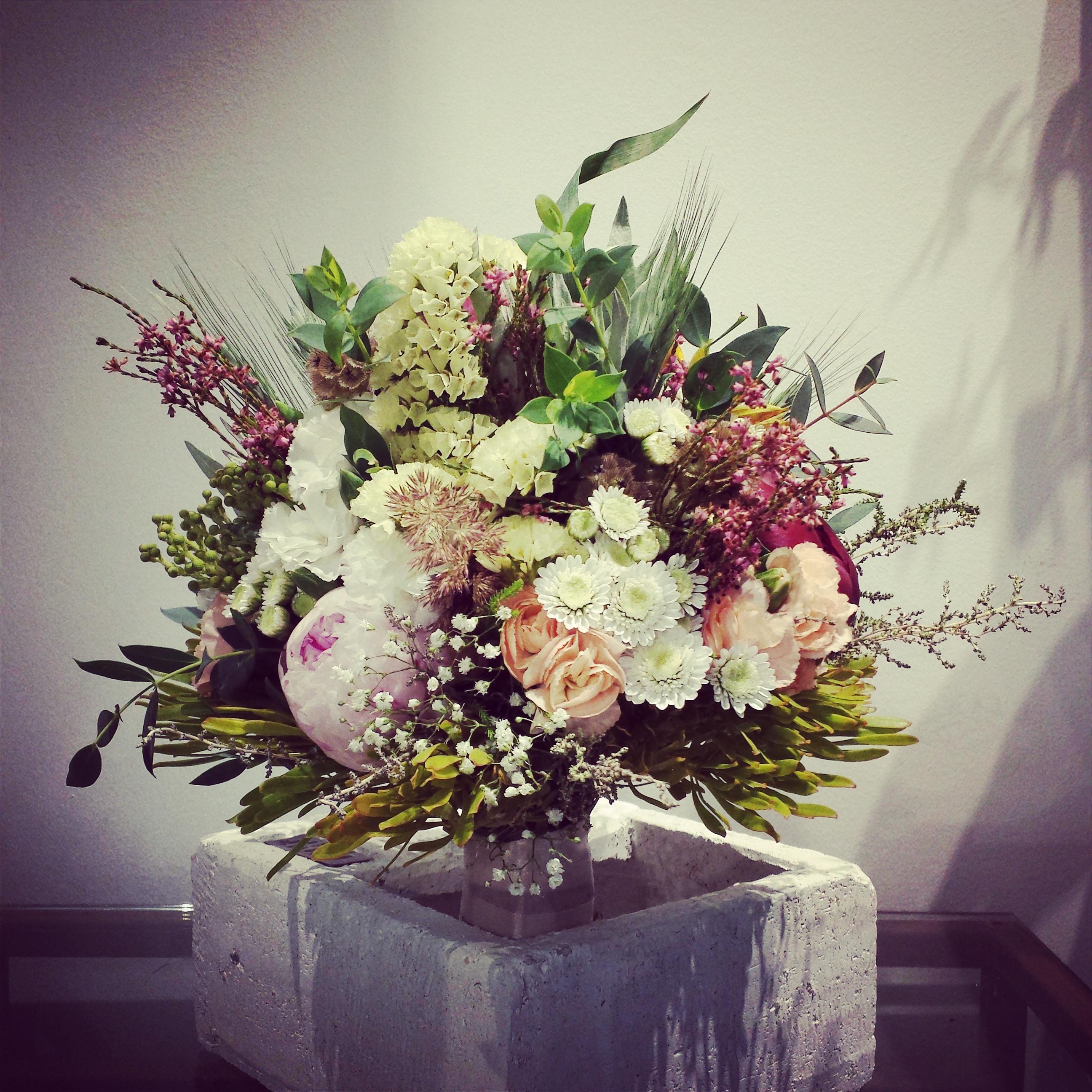 Nuotakos puokštė - pievų gėlės
