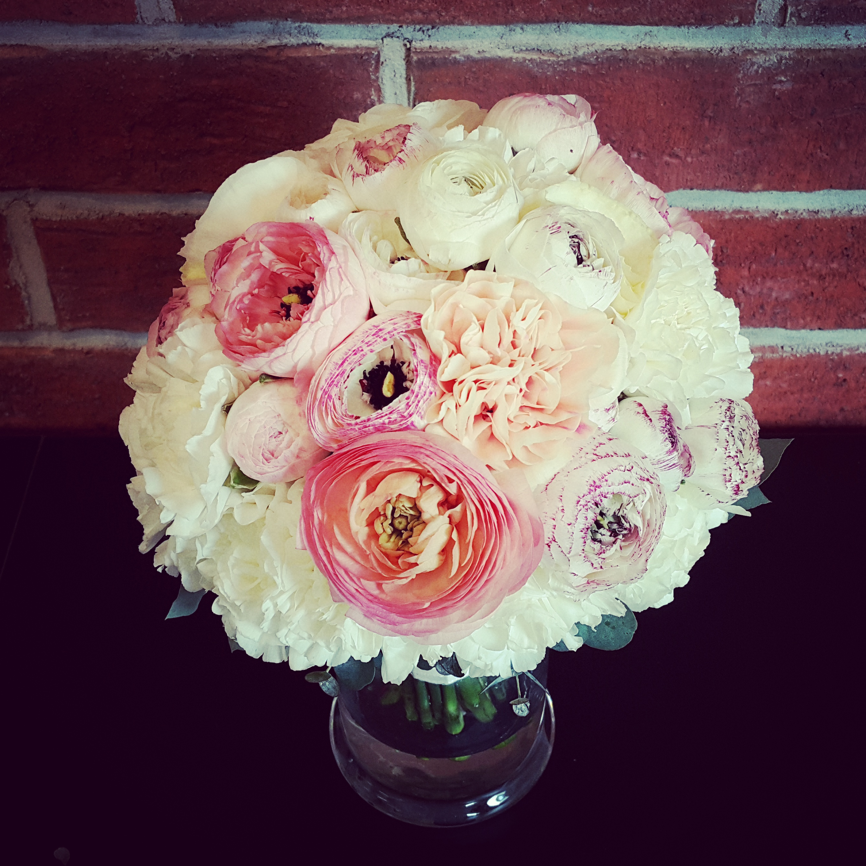Nuotakos puokštė - romantiškos rožės