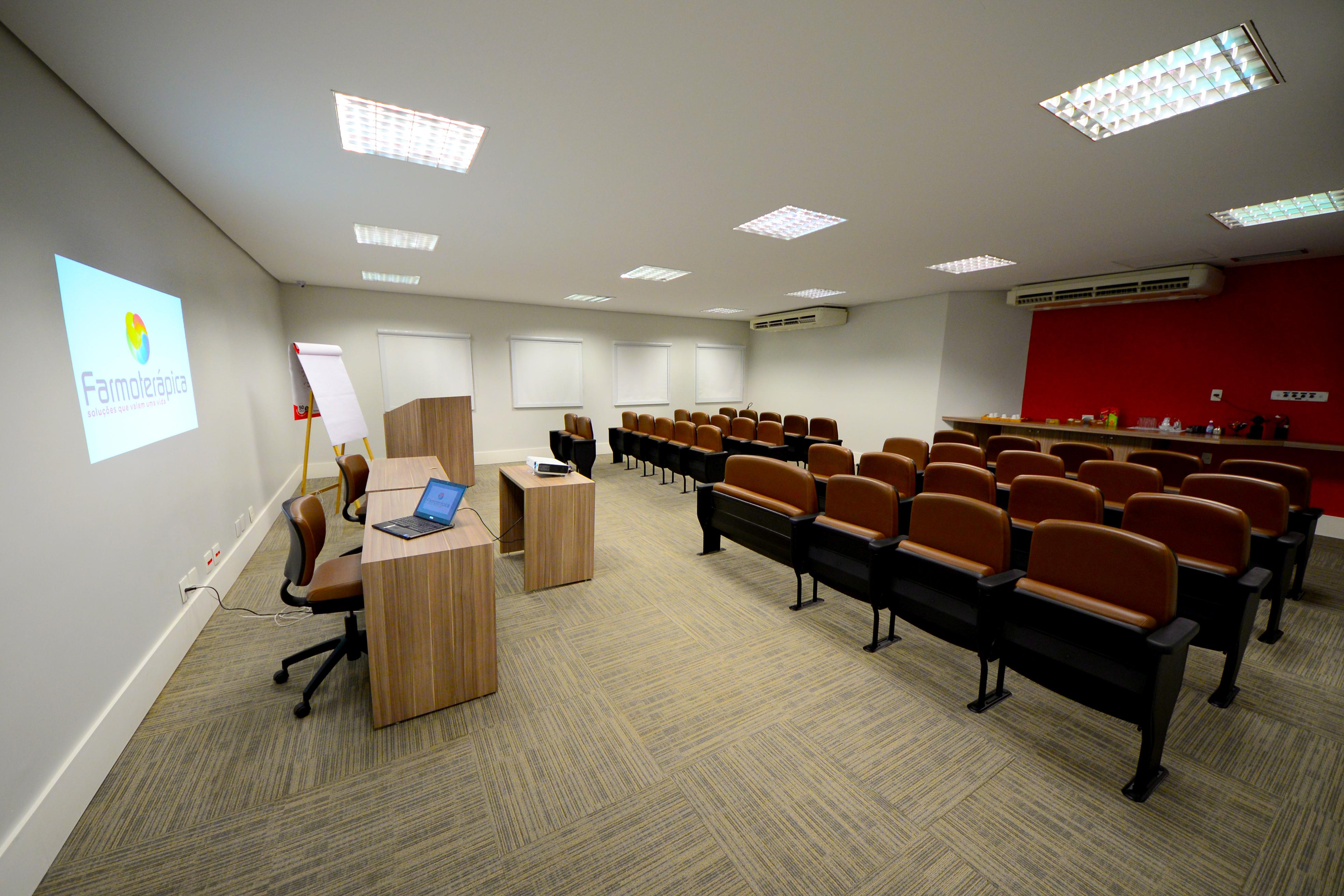 Auditório - unidade de Indaiatuba