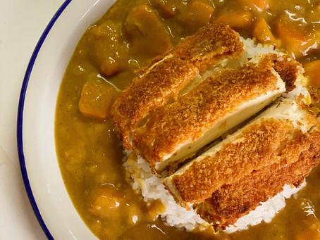 Vegan Katsu Curry Rice