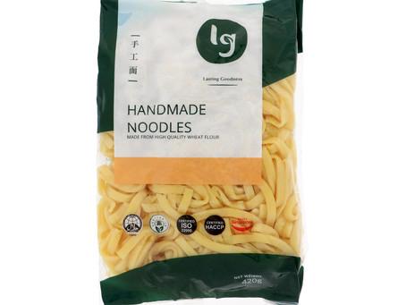 Handmade Noodles 手工面