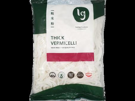 Thick Vermicelli 粗米粉